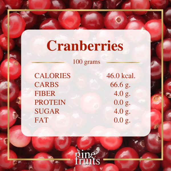 Cranberries_Nutrition